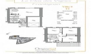 location Maison / Villa 4 pièces Frontignan