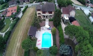 vente Maison / Villa 9 pièces Charette-Varennes