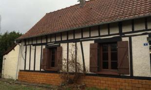 vente Maison / Villa 3 pièces Longpre les Corps Saints
