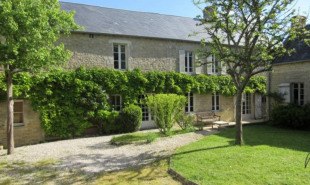 vente Maison / Villa 9 pièces Mandeville-en-Bessin