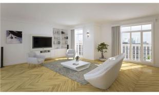 vente Appartement 9 pièces Paris 16ème