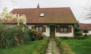 vente Maison / Villa 5 pièces Bernay en Ponthieu