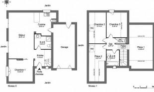 location Maison / Villa 5 pièces Plougastel Daoulas