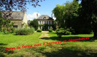vente Maison / Villa 6 pièces Moult