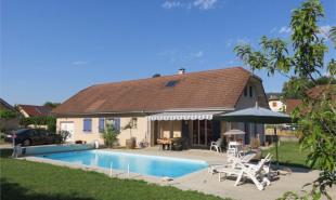 vente Maison / Villa 7 pièces Cressin-Rochefort