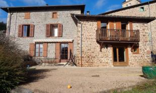 vente Maison / Villa 9 pièces Claveisolles