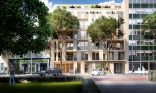vente Appartement 1 pièce Viroflay