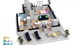 vente Appartement 2 pièces Martignas sur Jalle