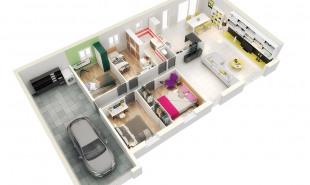 vente Maison / Villa 5 pièces Bessieres