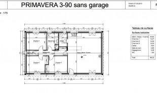 vente Maison / Villa 4 pièces Saint-Clar