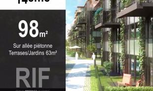 vente de prestige Appartement 4 pièces Paris 14ème
