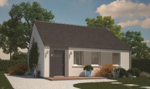vente Maison / Villa 4 pièces Crèvecoeur-le-Grand