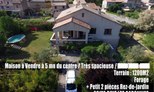 vente Maison / Villa 8 pièces Buis les Baronnies