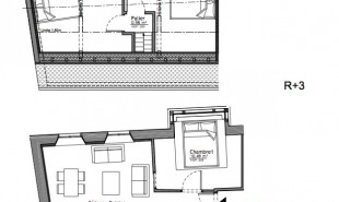 vente Appartement 4 pièces Colmar