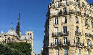 location Appartement 5 pièces Paris 4ème