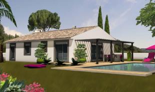 vente Maison / Villa 4 pièces Saint-Martin-de-Londres