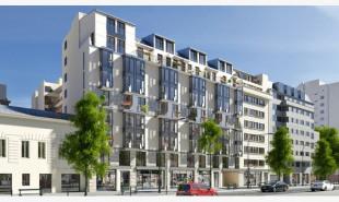 produit d'investissement Appartement 4 pièces Paris 19ème