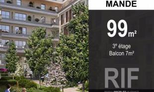 vente Appartement 5 pièces Saint-Mande