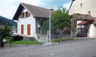 vente Maison / Villa 5 pièces Saint-Germain-de-Joux