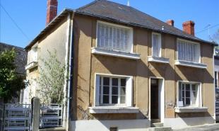 vente Maison / Villa 7 pièces Chateaumeillant