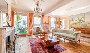 vente Appartement 5 pièces Paris 16ème