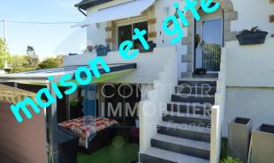 vente Maison / Villa 7 pièces Belle Isle en Terre