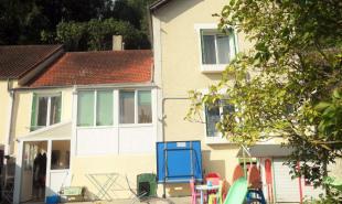 vente Maison / Villa 4 pièces Jouy Mauvoisin