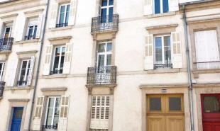 vente Appartement 4 pièces Nancy