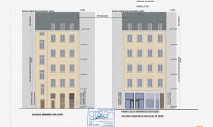 vente Loft/Atelier/Surface 3 pièces Lyon 6ème