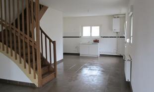 location Maison / Villa 3 pièces Chauny