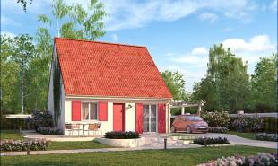 vente Maison / Villa 3 pièces Saint-Chéron