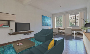 location Appartement 3 pièces Marseille 8ème