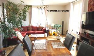 vente Appartement 5 pièces Dieppe