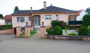 vente Maison / Villa 6 pièces Eckwersheim