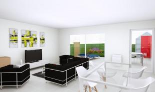 vente Appartement 3 pièces Damgan