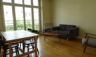 location Appartement 3 pièces Paris 3ème