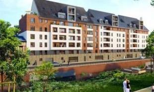 produit d'investissement Appartement 4 pièces Rouen