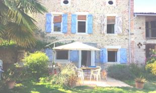 vente Maison / Villa 7 pièces Cazeres