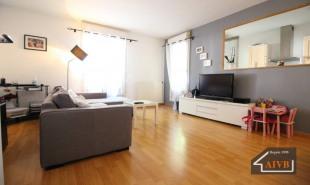 vente Appartement 3 pièces Bussy Saint Georges