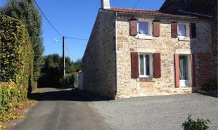 vente Maison / Villa 4 pièces Saint-Martin-Lars-en-Sainte-Hermine