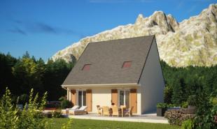 vente Maison / Villa 4 pièces Aunay-sous-Auneau