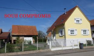 vente Maison / Villa 4 pièces Hegeney