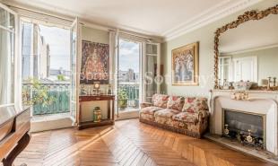 vente Appartement 6 pièces Paris 7ème