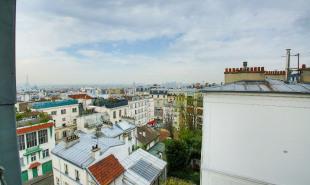 vente de prestige Appartement 3 pièces Paris 18ème