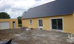 location Maison / Villa 4 pièces Bernesq