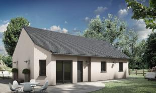 vente Maison / Villa 4 pièces Manneville-la-Goupil