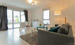 produit d'investissement Appartement 3 pièces Chartres