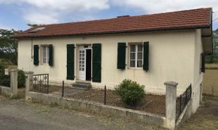 vente Maison / Villa 3 pièces Bidache