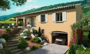 vente Maison / Villa 4 pièces La Roque d Antheron