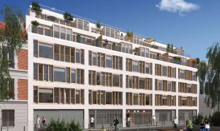 produit d'investissement Appartement 4 pièces Paris 11ème